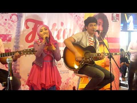Fatin Shidqia & Mikha Angelo - Kaulah Kamuku #FatinForYou (KFC)