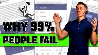 Why 99% of People Fail on eCommerce | Top 5 Mistakes to Avoid!