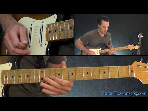 Being Creative with Common Guitar Licks