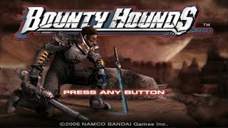 Bounty Hounds PSP Playthrough - Cool Game But Needs A Freaking Tutorial