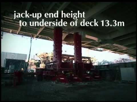 McDermott - WA Deck Jack Up
