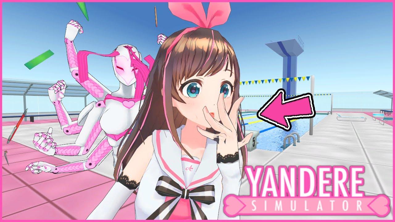yandere simulator download mod kizana