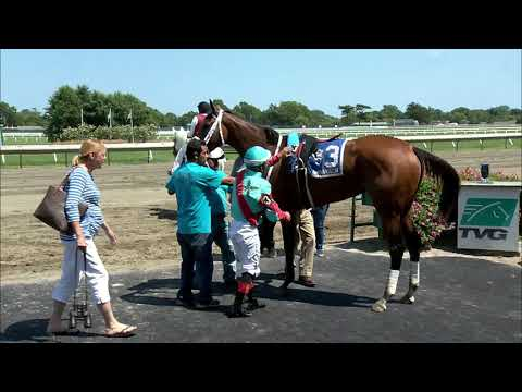 video thumbnail for MONMOUTH PARK 8-9-19 RACE 2