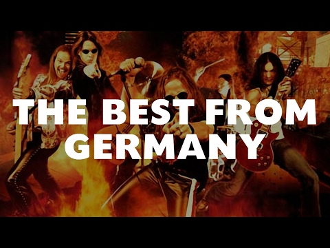 Power metal compilation journey to germany