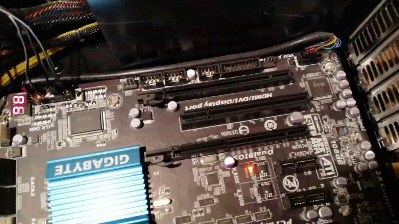 Gigabyte GA-Z77X-UD3H boot loop / BIOS corruption fix (read instructions)