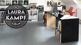 A Minimalist Desk for my new Studio Workspace