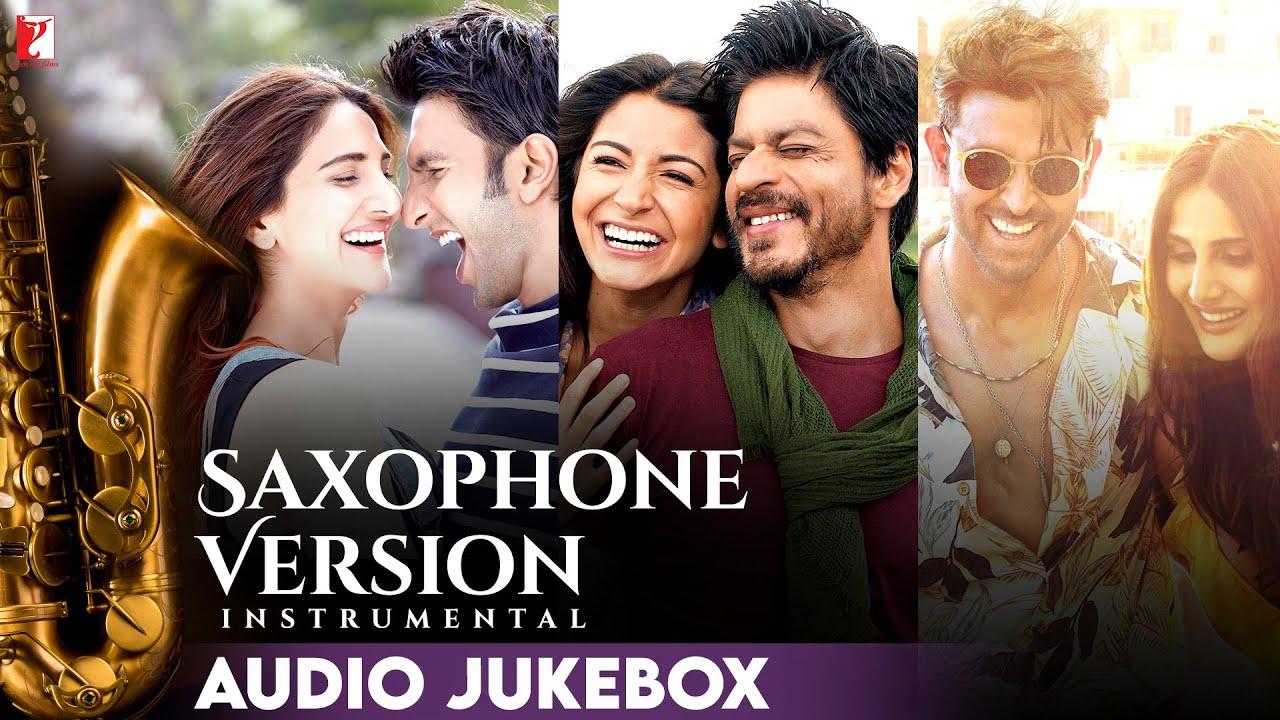 Saxophone Version | 10 Soulful Melodies | Audio Jukebox | Instrumental | Shyamraj