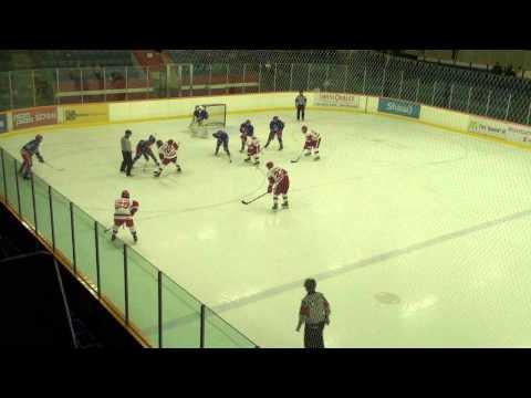 Oakville Blades at Hamilton Red Wings OJHL Highlights Dec 23, 2013