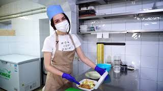 Открывай Шымкент: как работают рестораны и супермаркеты режиме карантина