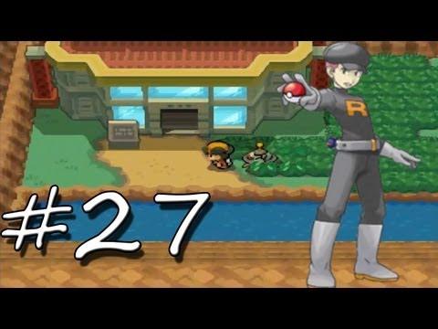 Pokemon SoulSilver - Part 27 - Power Plant