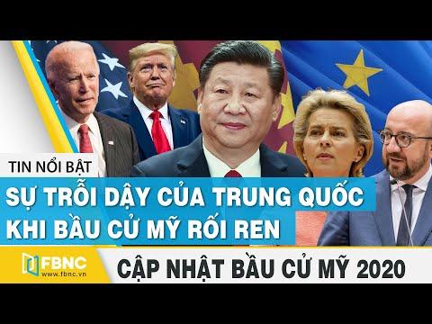 Bầu cử Mỹ 2020 ngày 06/12   Sự trỗi dậy của Trung Quốc khi bầu cử Mỹ rối ren   FBNC