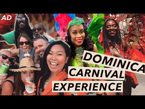 Dominica Travel Vlog: Experiencing Carnival | Caribbean's Nature Island