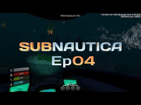Subnautica Ep04 | Promenade sous-marine.