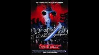 Friday The 13th Part 8 Soundtrack Darkest side of the Night by Metropolis