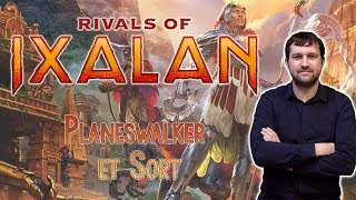 Les combattants d'Ixalan #1 Planeswalkers et sorts