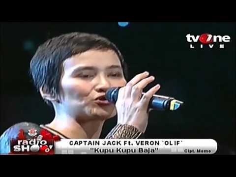 Captain Jack Feat. Veron Olif - Kupu Kupu Baja