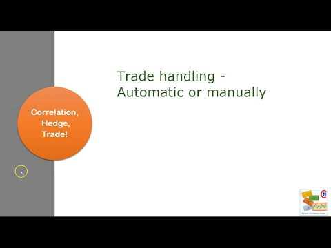 Netsrac Correlation Trader #3 (trade handling)