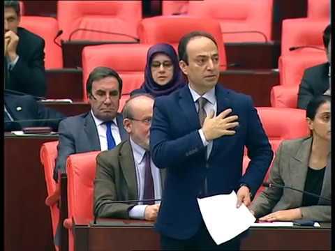 BAŞKAN -  Kürdistan neresi? OSMAN BAYDEMİR - Aha şurası Sayın Başkan, aha şurası, Kürdistan şurası.