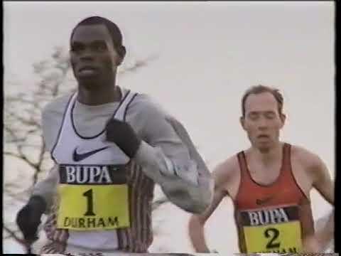 1996 Durham cross country