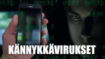 NÄMÄ 10 ASIAA KERTOVAT, ONKO PUHELIMESSASI VIRUS feat. Tekniikkaluola