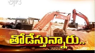 Sand Mafia Rising Rapidly In Khammam District