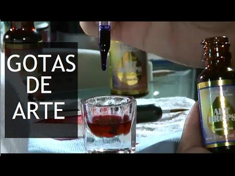 Gotas de Arte para Sistema Acrílico | Mia Secret