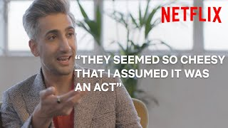 Queer Eye's Tan France Spills on Americans vs. Brits