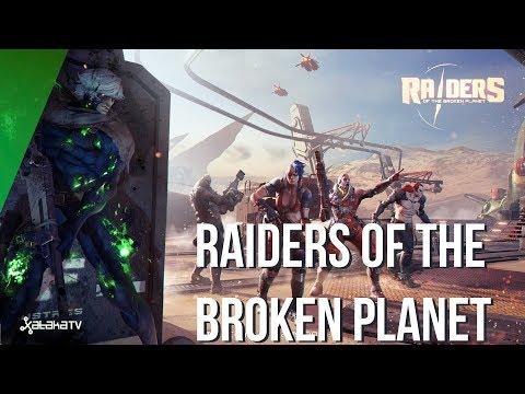 Raiders of the Broken Planet: un cambio a golpes para la Industria del Videojuego