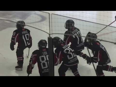 GAME #1 Regular Season: (2017-09-10) Tecumseh Eagles Novice AA @ Amherstburg Stars