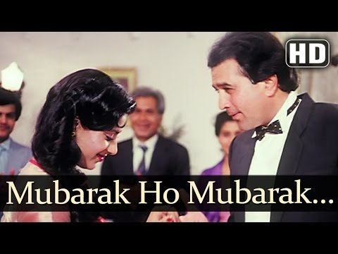 Mubarak Ho Mubarak Ho - Smita Patil - Rajesh Khanna - Raj Babbar - Angaaray - Hindi Sagaai Song