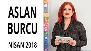 Aslan Burcu Nisan 2018 Astroloji