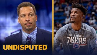 Chris Broussard reacts to Jimmy Butler