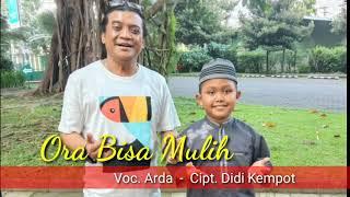 Download lagu Arda - Ora Bisa Mulih [OFFICIAL AUDIO]