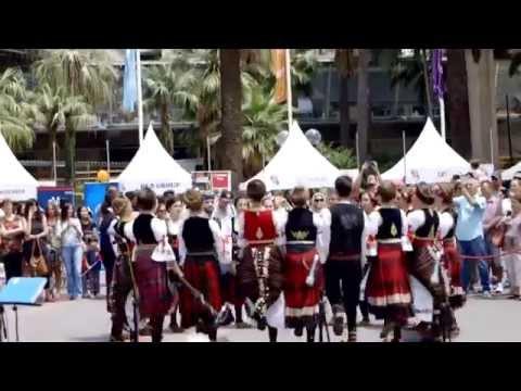 Darling Harbour Culture Beats – Serbian Festival 2015