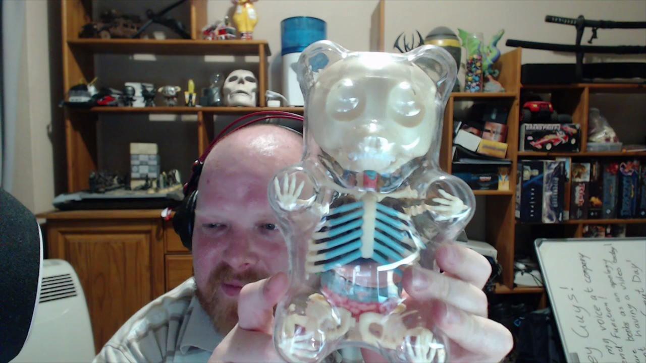 Building an Anatomically Correct Gummy Bear - YouTube