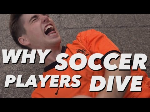 TGK Films - Why Soccer Players Dive