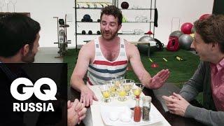 Похмельная лаборатория GQ: помогут ли сырые яйца?