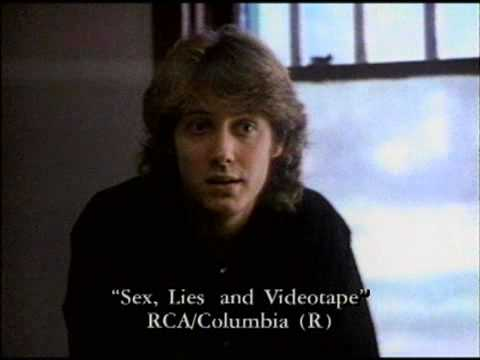 Sex, Lies and Videotape with James Spader