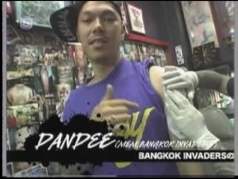 HIPHOP in BANGKOK & PATTAYA (2009)