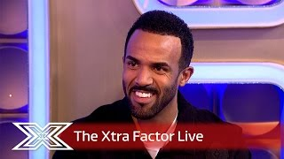Craig David chats to Matt and Rylan | The Xtra Factor 2016
