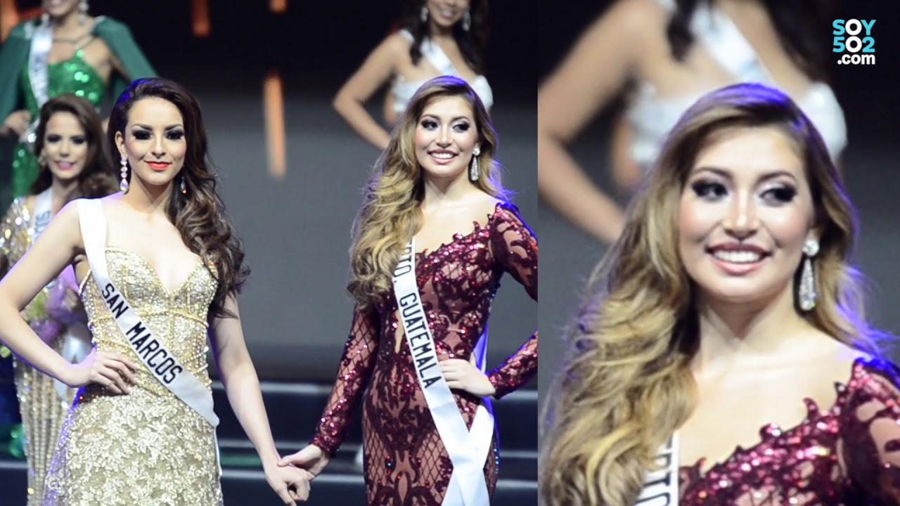 2678453a4 Así fue la polémica elección de Miss Universe Guatemala 2018 - YouTube
