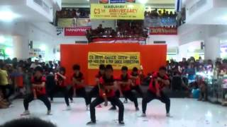 New Image Dance Crew @C3 pagadian city