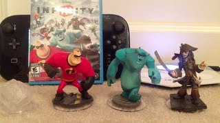 Disney Infinity (Wii U) Starter Pack Review