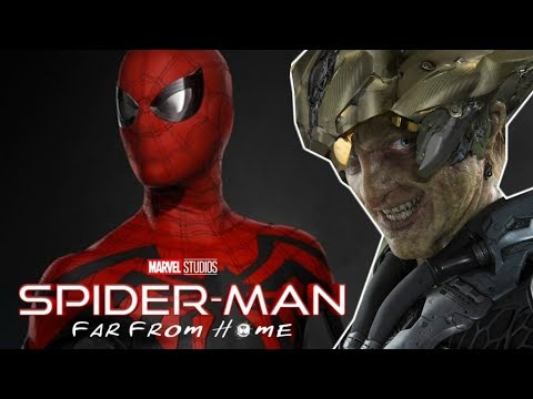 Oscorp Spotted on Spider-Man Far From Home Set!! - What It Means