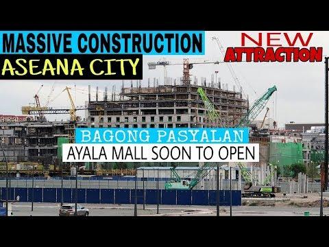 Philippine Entertainment City and Aseana Update | The Next Las Vegas