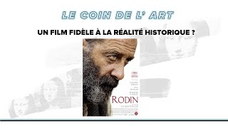 Critique du film ''Rodin'' (2017)