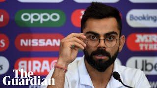 Virat Kohli on being called 'immature', India's World Cup hopes and South Africa's injury woes