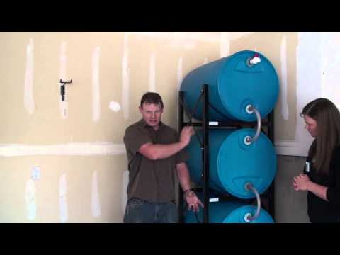 Titan Hydrant Water Storage Systems