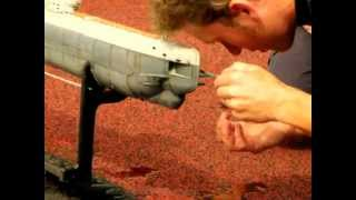 RC Submarine - Shoot Torpedoes - Neulengbach 2011