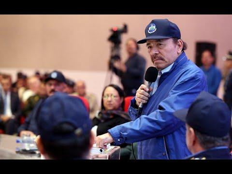 Ortega niega violaciones de Derechos Humanos en cárceles del país.